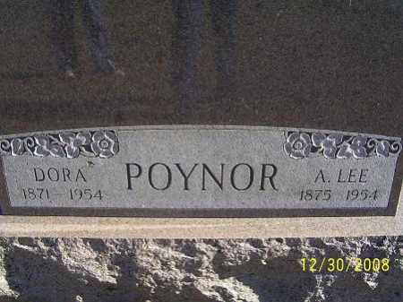 POYNOR, A. LEE - Randolph County, Arkansas | A. LEE POYNOR - Arkansas Gravestone Photos