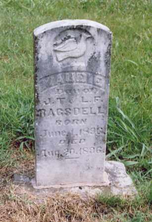 RAGSDELL, MAUDIE - Randolph County, Arkansas | MAUDIE RAGSDELL - Arkansas Gravestone Photos
