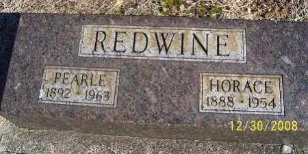 REDWINE, HORACE - Randolph County, Arkansas | HORACE REDWINE - Arkansas Gravestone Photos