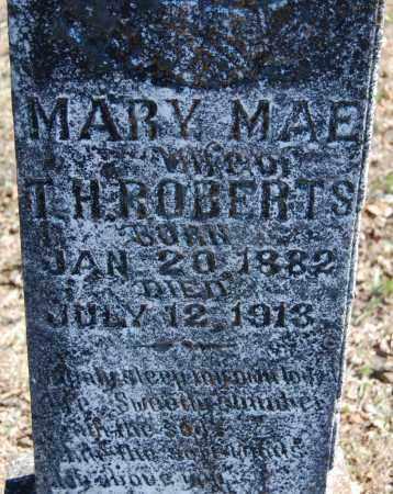 ROBERTS, MARY MAE - Randolph County, Arkansas | MARY MAE ROBERTS - Arkansas Gravestone Photos