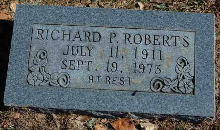 ROBERTS, RICHARD P. - Randolph County, Arkansas | RICHARD P. ROBERTS - Arkansas Gravestone Photos