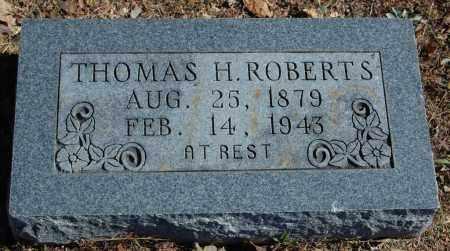 ROBERTS, THOMAS H. - Randolph County, Arkansas | THOMAS H. ROBERTS - Arkansas Gravestone Photos