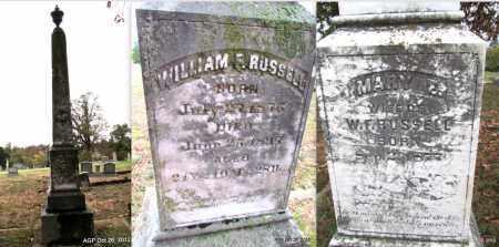 RUSSELL, MARY E - Randolph County, Arkansas | MARY E RUSSELL - Arkansas Gravestone Photos
