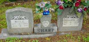 SHARP, WILLIAM COLEMAN (BILLY COLE) - Randolph County, Arkansas | WILLIAM COLEMAN (BILLY COLE) SHARP - Arkansas Gravestone Photos