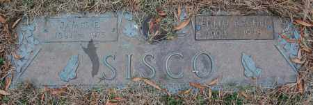 SISCO, JAMES E. - Randolph County, Arkansas | JAMES E. SISCO - Arkansas Gravestone Photos