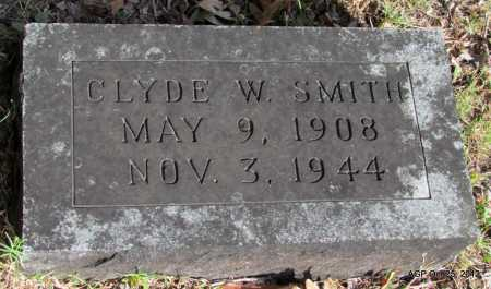 SMITH, CLYDE WESLEY - Randolph County, Arkansas | CLYDE WESLEY SMITH - Arkansas Gravestone Photos