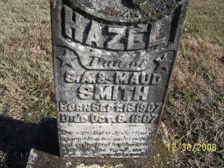 SMITH, HAZEL - Randolph County, Arkansas   HAZEL SMITH - Arkansas Gravestone Photos