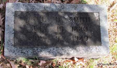 SMITH, JOHN DALTON - Randolph County, Arkansas | JOHN DALTON SMITH - Arkansas Gravestone Photos