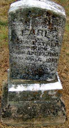 SPIKES, EARL - Randolph County, Arkansas   EARL SPIKES - Arkansas Gravestone Photos