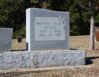 SPIKES, MARTHAE - Randolph County, Arkansas | MARTHAE SPIKES - Arkansas Gravestone Photos