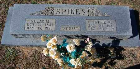 SPIKES, SULAR M. - Randolph County, Arkansas | SULAR M. SPIKES - Arkansas Gravestone Photos