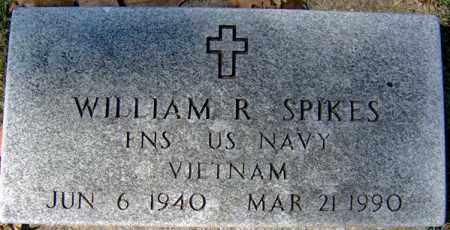 SPIKES (VETERAN VIET), WILLIAM R - Randolph County, Arkansas   WILLIAM R SPIKES (VETERAN VIET) - Arkansas Gravestone Photos