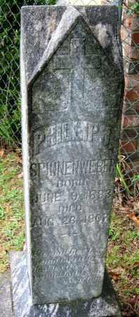 SPINNENWEBER, PHILLIP J. - Randolph County, Arkansas | PHILLIP J. SPINNENWEBER - Arkansas Gravestone Photos