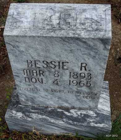ANDERSON STAGGS, BESSIE R - Randolph County, Arkansas | BESSIE R ANDERSON STAGGS - Arkansas Gravestone Photos