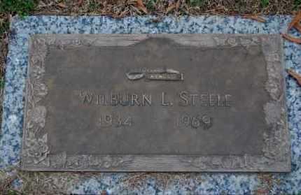 STEELE, WILBURN L. - Randolph County, Arkansas | WILBURN L. STEELE - Arkansas Gravestone Photos