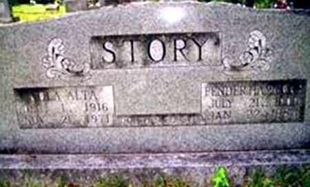 GOING STORY, NOLA ALTA - Randolph County, Arkansas | NOLA ALTA GOING STORY - Arkansas Gravestone Photos