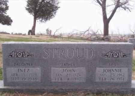 STROUD, JOHN - Randolph County, Arkansas | JOHN STROUD - Arkansas Gravestone Photos