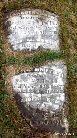 SUSOR, MARY M - Randolph County, Arkansas   MARY M SUSOR - Arkansas Gravestone Photos
