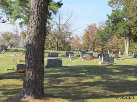 *SUTTON CEMETERY OVERVIEW,  - Randolph County, Arkansas |  *SUTTON CEMETERY OVERVIEW - Arkansas Gravestone Photos