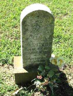 SUTTON, MARTHA A. - Randolph County, Arkansas | MARTHA A. SUTTON - Arkansas Gravestone Photos