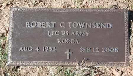 TOWNSEND (VETERAN KOR), ROBERT C - Randolph County, Arkansas | ROBERT C TOWNSEND (VETERAN KOR) - Arkansas Gravestone Photos