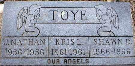 TOYE, KRIS L - Randolph County, Arkansas   KRIS L TOYE - Arkansas Gravestone Photos