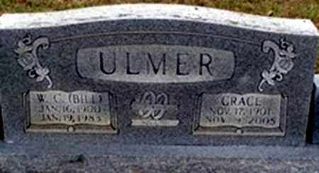 ULMER, WILLIAM COLLINS - Randolph County, Arkansas | WILLIAM COLLINS ULMER - Arkansas Gravestone Photos