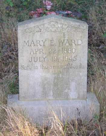 LOWERY WARD, MARY E. - Randolph County, Arkansas | MARY E. LOWERY WARD - Arkansas Gravestone Photos