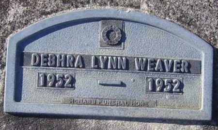 WEAVER, DEBHRA LYNN - Randolph County, Arkansas | DEBHRA LYNN WEAVER - Arkansas Gravestone Photos