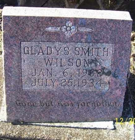 SMITH WILSON, GLADYS - Randolph County, Arkansas | GLADYS SMITH WILSON - Arkansas Gravestone Photos