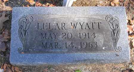 MCCARROLL WYATT, LELAR - Randolph County, Arkansas | LELAR MCCARROLL WYATT - Arkansas Gravestone Photos