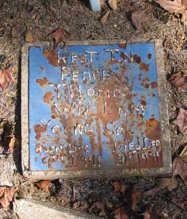 YOUNG, SR., THOMAS WILLIAM - Randolph County, Arkansas | THOMAS WILLIAM YOUNG, SR. - Arkansas Gravestone Photos