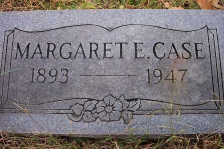CASE, MARGARET E, - Randolph County, Arkansas | MARGARET E, CASE - Arkansas Gravestone Photos