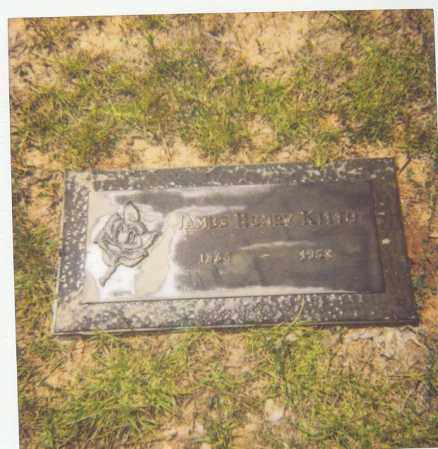 KITTO, JAMES HENRY - Saline County, Arkansas | JAMES HENRY KITTO - Arkansas Gravestone Photos