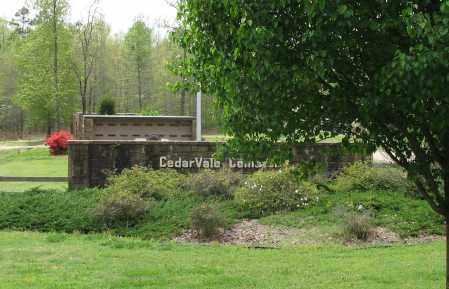 * CEDARVALE CEMETERY, PHOTO AND DIRECTIONS - Saline County, Arkansas | PHOTO AND DIRECTIONS * CEDARVALE CEMETERY - Arkansas Gravestone Photos