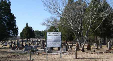 * MOUNT HARMONY CEMETERY, PHOTO AND DIRECTIONS - Saline County, Arkansas | PHOTO AND DIRECTIONS * MOUNT HARMONY CEMETERY - Arkansas Gravestone Photos