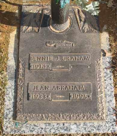 ABRAHAM, JEAN - Saline County, Arkansas | JEAN ABRAHAM - Arkansas Gravestone Photos