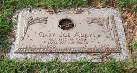 ADAMS, GARY JOE - Saline County, Arkansas | GARY JOE ADAMS - Arkansas Gravestone Photos