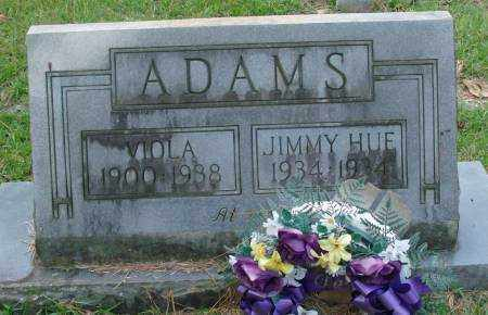 ADAMS, VIOLA - Saline County, Arkansas | VIOLA ADAMS - Arkansas Gravestone Photos