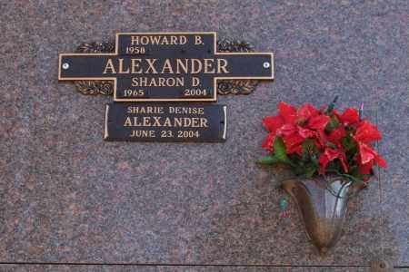ALEXANDER, SHARIE DENSE - Saline County, Arkansas | SHARIE DENSE ALEXANDER - Arkansas Gravestone Photos