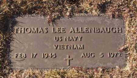 ALLENBAUGH (VETERAN VIET), THOMAS LEE - Saline County, Arkansas | THOMAS LEE ALLENBAUGH (VETERAN VIET) - Arkansas Gravestone Photos