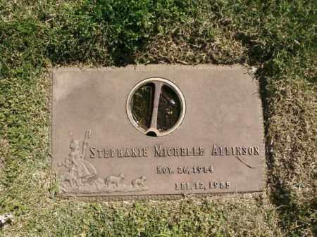 ALLINSON, STEPHANIE MICHELLE - Saline County, Arkansas | STEPHANIE MICHELLE ALLINSON - Arkansas Gravestone Photos
