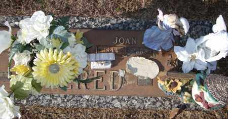ALLRED, JOAN - Saline County, Arkansas   JOAN ALLRED - Arkansas Gravestone Photos