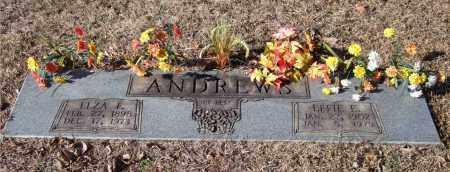 ANDREWS, EFFIE E. - Saline County, Arkansas | EFFIE E. ANDREWS - Arkansas Gravestone Photos