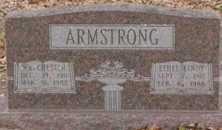 ARMSTRONG, ETHEL - Saline County, Arkansas | ETHEL ARMSTRONG - Arkansas Gravestone Photos
