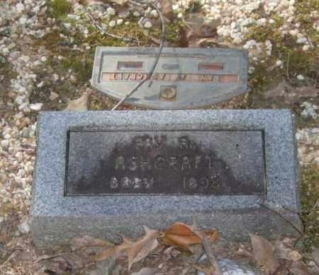 ASHCRAFT, FAY A. - Saline County, Arkansas | FAY A. ASHCRAFT - Arkansas Gravestone Photos