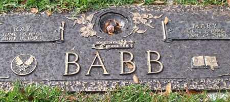 BABB, RAY - Saline County, Arkansas | RAY BABB - Arkansas Gravestone Photos
