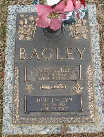 BAGLEY, JAMES ROBERT - Saline County, Arkansas | JAMES ROBERT BAGLEY - Arkansas Gravestone Photos