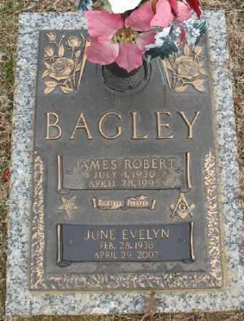 BAGLEY, JUNE EVELYN - Saline County, Arkansas | JUNE EVELYN BAGLEY - Arkansas Gravestone Photos