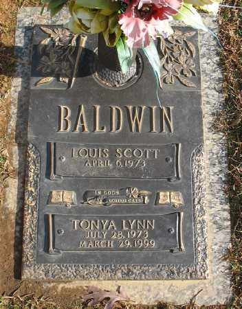 BALDWIN, TONYA LYNN - Saline County, Arkansas | TONYA LYNN BALDWIN - Arkansas Gravestone Photos